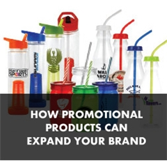 How Promotional Products Can Expand Your Brand