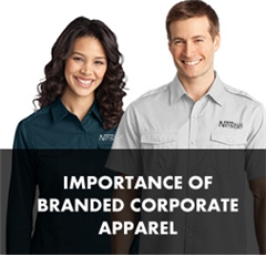 Importance of Branded Corporate Apparel
