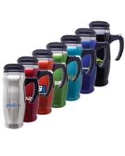 Atlantis 15 oz. Double Wall Stainless Steel Mug
