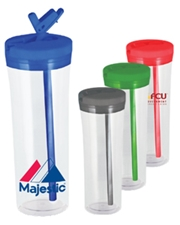 Clamp 19 oz. Tumbler with Seal-Tight Lid