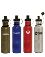 Cyclone 25 oz. Stainless Steel Sports Bottle