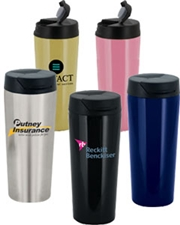Classic2 14 oz. Double-Walled Stainless Steel Tumbler