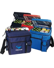 24-Pack Cooler with Easy Top Access & Cell Phone Pocket