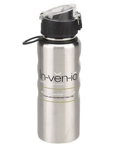 20 oz. Stainless Steel Flip & Sip Bottle