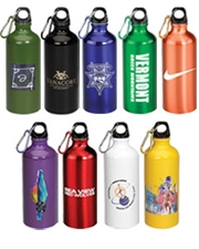 22 oz. Aluminum Water Bottle