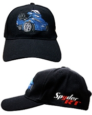 SpyderLovers Adjustable Baseball Hat with Velco Strap