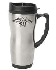 16 oz. Travel Mug with Plastic Liner