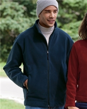 Devon & Jones Classic Men's Soft Shell Fleece Jacket