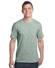 District Threads Young Mens Extreme Heather Crew Tee