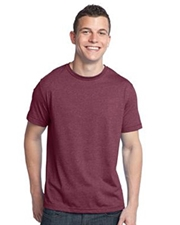 District Threads Young Mens Tri-Blend Crew Neck Tee