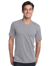 District Threads Young Mens Concert V-Neck Tee
