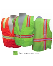 Multi-Pocket Surveyor's Vest