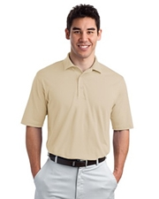 Port Authority  Mens Pima Select Sport Shirt with PimaCool Technology.