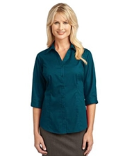 Port Authority Ladies 3/4-Sleeve Blouse