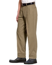 Port Authority -Classic Pleated Chinos