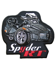Spyder RT Patch Series II Gray