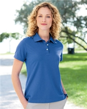 Devon & Jones Classic Ladies' Five-Star Performance Piqué Polo