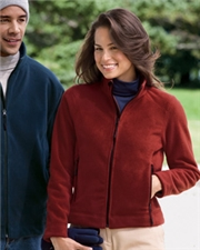 Devon & Jones Classic Ladies' Soft Shell Fleece Jacket