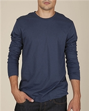 Alternative Men's Long-Sleeve Basic Crew