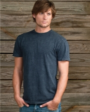 Alternative Men's 4.1 oz. Acid Wash Basic Crew