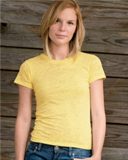 Alternative Ladies' 3.5 oz. Basic Burnout Crew