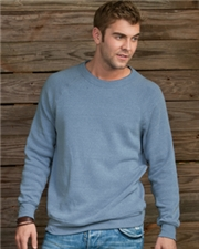 Alternative Unisex Long-Sleeve Basic Fleece Crew