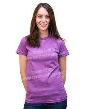 American Apparel Ladies Organic Fine Jersey T-Shirt