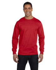 Anvil 5.4 Ounce Long Sleeve Heavyweight Tee