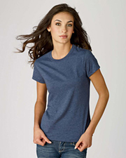 Bella Ladies Short Sleeve Crew Neck Jersey Tee