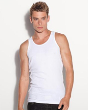 Canvas Men's 2x1 Rib Tank