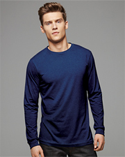 Canvas Men's Jersey Long-Sleeve T-Shirt