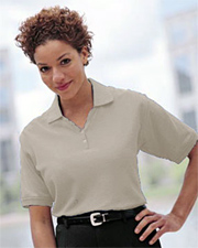 Ladies Pima Cotton Sport Shirt