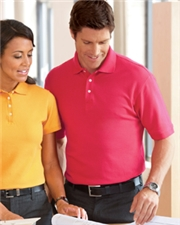 Chestnut Hill Men's Performance Plus Piqué Polo