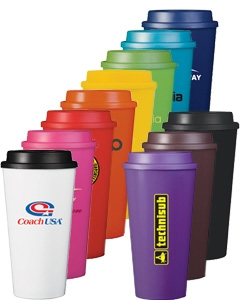cup2go 16 oz Double Wall Polypropylene Cup