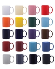 C-Handle 11 oz. Ceramic Mug