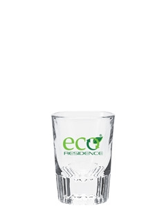 Clear 2 oz. Clear Shot Glass