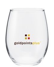 Clear 21 oz. Perfection Stemless Wine