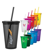 Spirit 16 oz. Double Wall Acrylic Tumbler