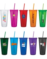 Spirit 20 oz. Double Wall Acrylic Tumbler