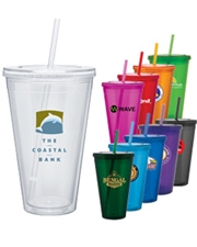 Spirit 24 oz. Double Wall Acrylic Tumbler