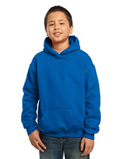 Gildan 7.75 oz 50/50 Youth Hooded Sweatshirt
