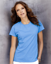 Gildan Ladies 100% Cotton tee