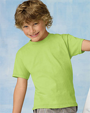 Hanes Youth 5.2 oz., 100% Cotton T-Shirt