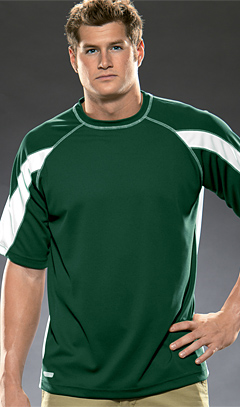 100% Polyester Athletic Shirt