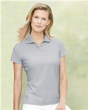 IZOD - Ladies' Performance Pique Sport Shirt with Snaps