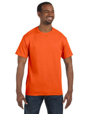 Jerzees Safety 50/50 Cotton/Poly T-Shirt