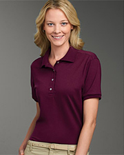 Jerzees Women's 5.6 oz., 50/50 Jersey Polo with SpotShield™