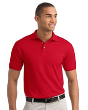 Jerzees 5.6 oz 50/50 Blended Jersey Polo