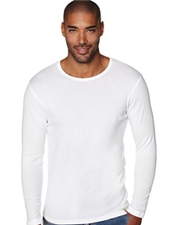 Next Level 8101 Men's Long Sleeve Thermal Baby Waffle