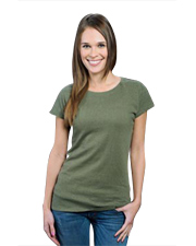 ONNO Ladies Junior Size Hemp T-shirt